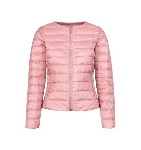 Dunjakke city line rosa XL